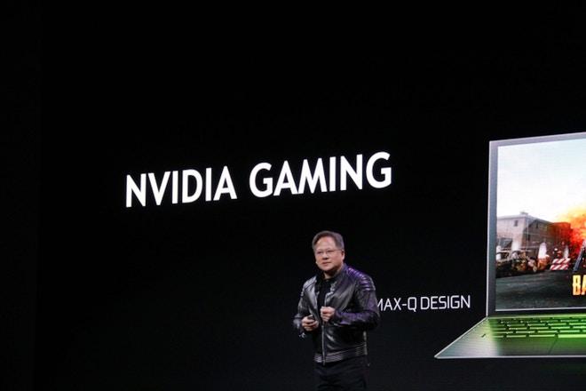 NVIDIA CES 2018