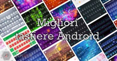 tastiere android