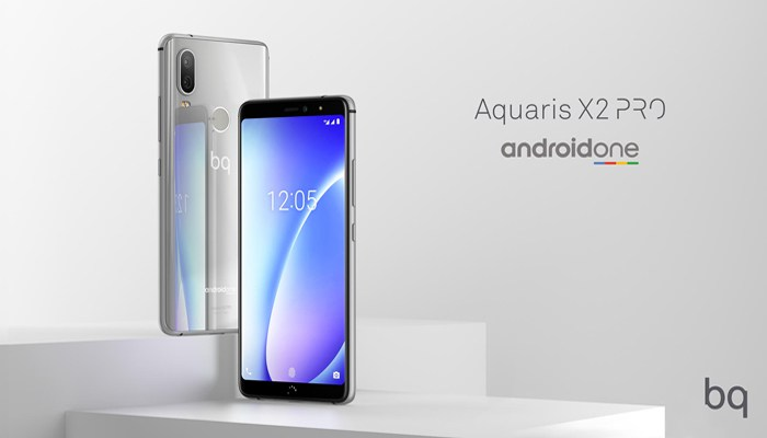 bq aquaris X2