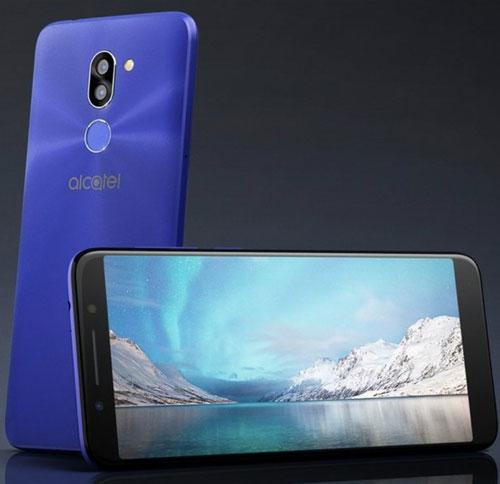 MWC 2018: Alcatel presenta Alcatel 5, 3V, 3X, 3 e 1x