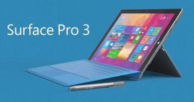 Microsoft Surface Pro 3, quando arriverà il nuovo aggiornamento del firmware?