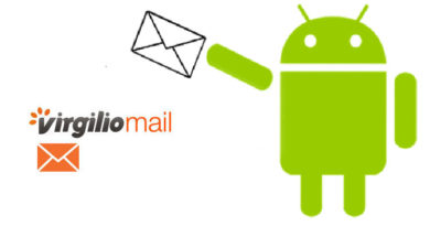 virgilio mail su android