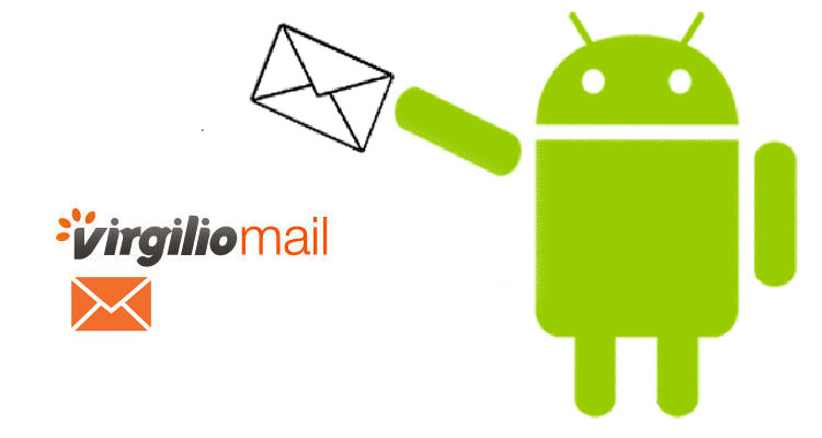 virgilio mail su android