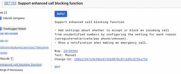 Android p riuscir a bloccare le chiamate di telemarketing - Rubrica android colori diversi ...