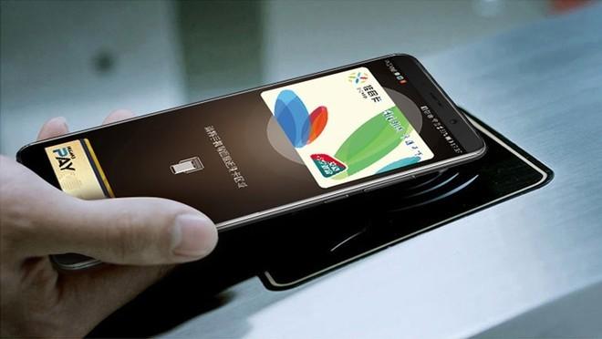 Huawei Pay pagamento