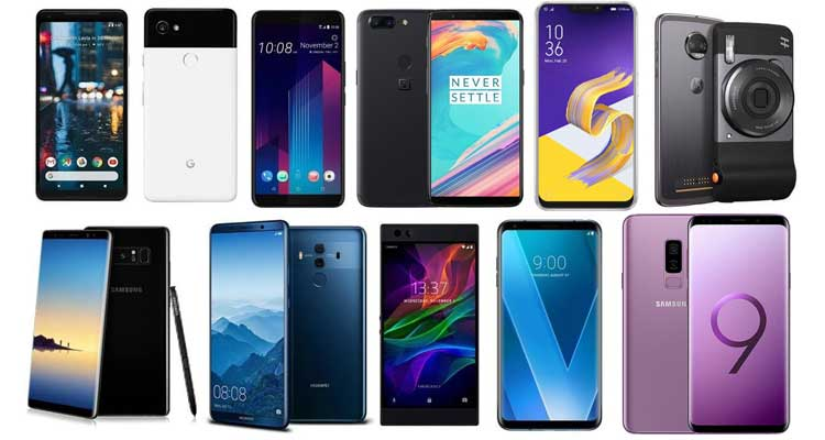 Miglior smartphone Android | Classifica | Agosto 2018