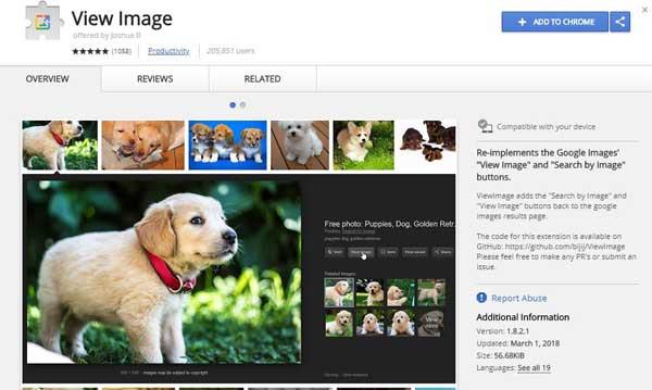 scaricare immagini google