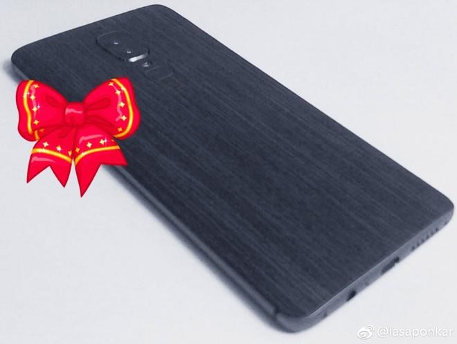OnePlus 6 retro