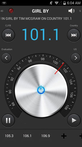 radio fm offline