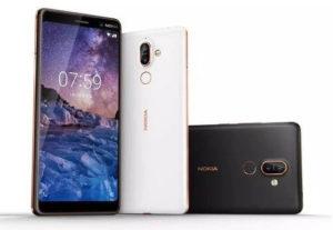 smartphone nokia 7 plus