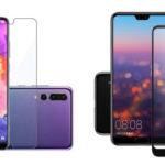 Pellicole Huawei P20 e P20 Pro: le migliori in vetro temperato