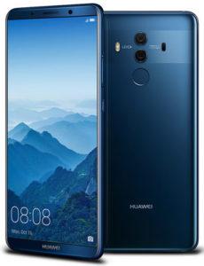 smartphone huawei mate 10 pro