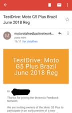 Moto G5s Plus aggiornamento