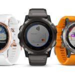 Garmin Fenix 5 Plus: presentata la nuova serie di smartwatch rugged con una super autonomia