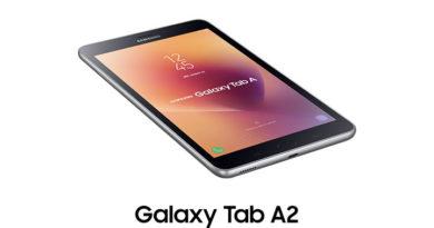 galaxy tab a2