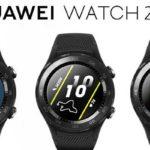 Huawei Watch 2 si aggiorna a Wear OS 2.1 in Italia