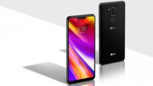 smartphone lg g7