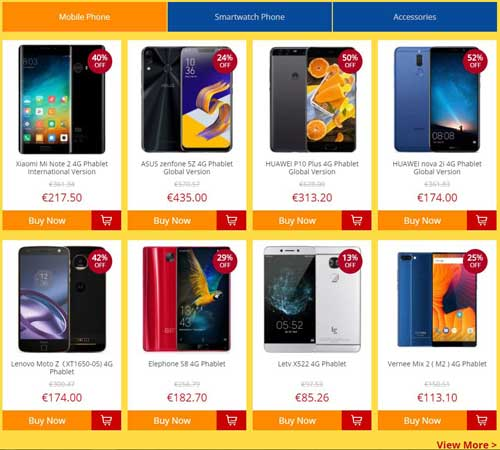 offerte smartphone android