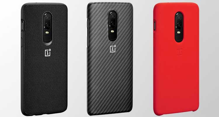 cover oneplus 6