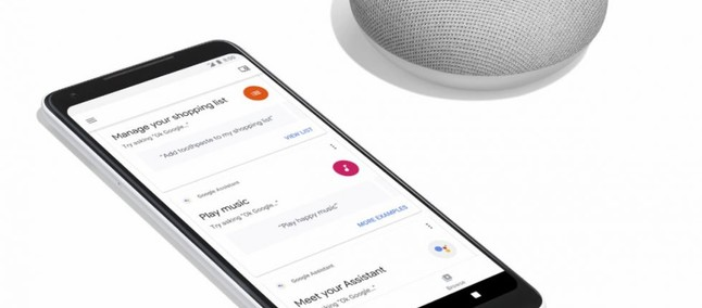 Google Pixel Smart Speaker