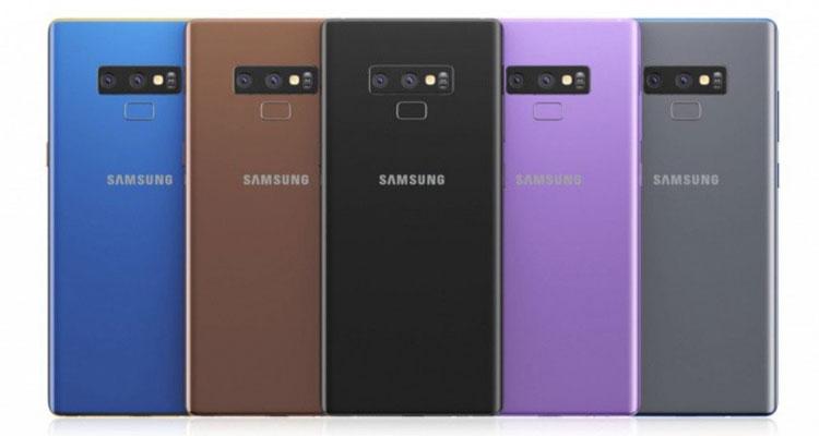 Samsung Galaxy Note 9, pre-ordini al via già a partire da metà agosto?