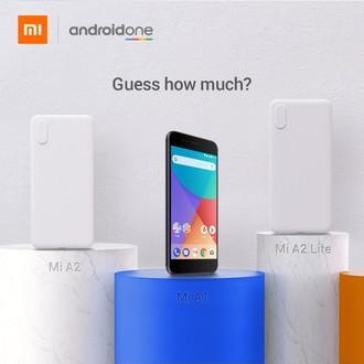 Xiaomi Mi A2 tweet