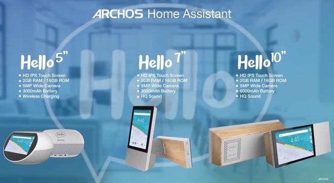 archos hello 5