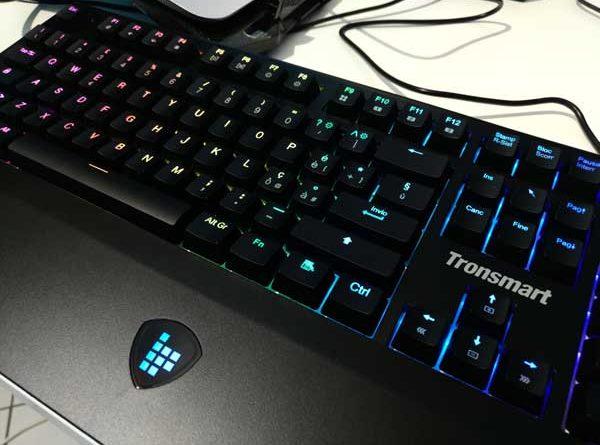 tastiera meccanica tronsmart