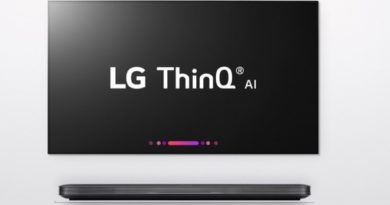 Google Assistant TV LG ThinQ