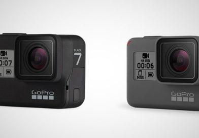 GoPro Hero 7, ufficiali 3 nuove action cam: Black, Silver e White