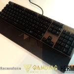 Recensione tastiera gaming Gamdias Hermes P1: quando la fascia alta non svuota i portafogli