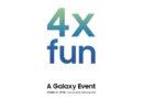 Samsung lancerà il primo smartphone con 4 fotocamere l'11 Ottobre? Arriva teaser ufficiale