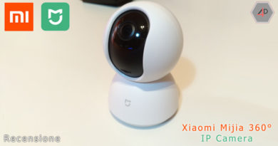 xiaomi mijia 360° ip camera
