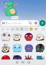 WhatsApp si aggiorna e introduce gli sticker pack su Android e iOS
