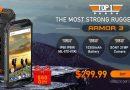 Ulefone Armor 3T: lo smartphone Walkie-Talkie con batteria da 10300 mAh sta arrivando