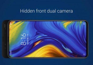 Uno smartphone Xiaomi con la fotocamera pop-up? Aperto il sondaggio