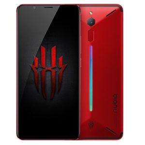 smartphone gaming nubia