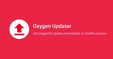 Oxygen Updater