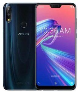 smartphone asus zenfone max pro m2