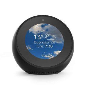 smart speaker echo spot