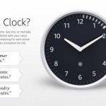 Amazon lancia Echo Wall Clock: l'orologio smart home collegabile agli speaker