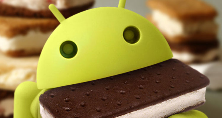 android 4 ice cream sandwich