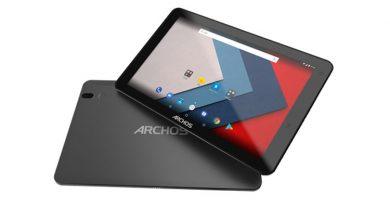 ARCHOS presenta un tablet con Android Pie e Helio X20 a 149 euro