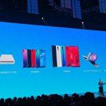 Huawei presenta una nuova stampante portatile, IP camera, bilancia smart e gimbal per smartphone