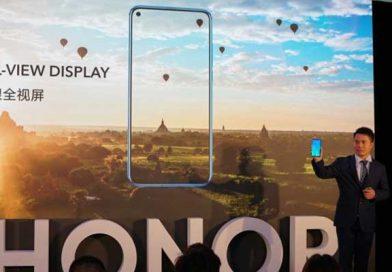 Honor V20 visita AnTuTu con punteggi molto alti e si mostra in foto