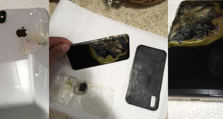 iphone xs esploso
