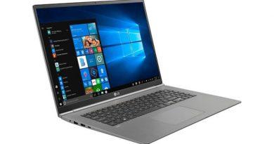 LG GRAM 17: presentato un ultrabook da 17,3″ con Intel i7 Whiskey Lake