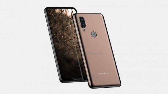 Motorola P40 si mostra nei primi renders, pochi i dettagli emersi ma sarà un dispositivo Android One