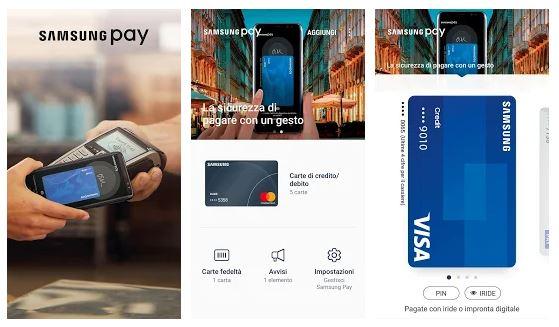 app per pagare samsung