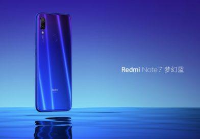 Xiaomi annuncia Redmi Note 7 fotocamera da 48 MP e Snapdragon 660